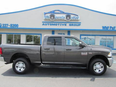 2016 RAM Ram Pickup 2500 for sale at The Wholesale Outlet in Blackwood NJ