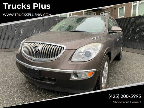 2008 Buick Enclave for sale at Trucks Plus in Seattle WA