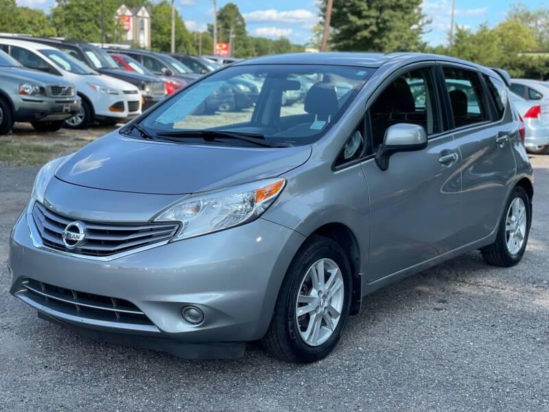 2014 Nissan Versa Note for sale at Atlantic Auto Sales in Garner NC
