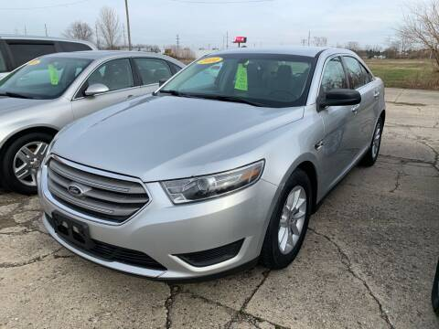 2014 Ford Taurus for sale at Cars To Go in Lafayette IN