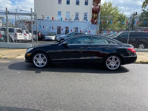 2010 Mercedes-Benz E-Class for sale at G1 Auto Sales in Paterson NJ
