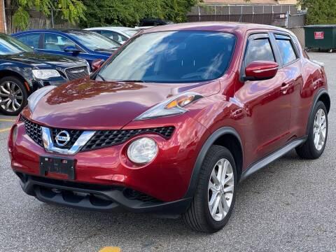 2015 Nissan JUKE for sale at MAGIC AUTO SALES - Magic Auto Prestige in South Hackensack NJ