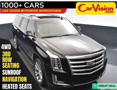 2017 Cadillac Escalade ESV for sale at Car Vision Buying Center in Norristown PA
