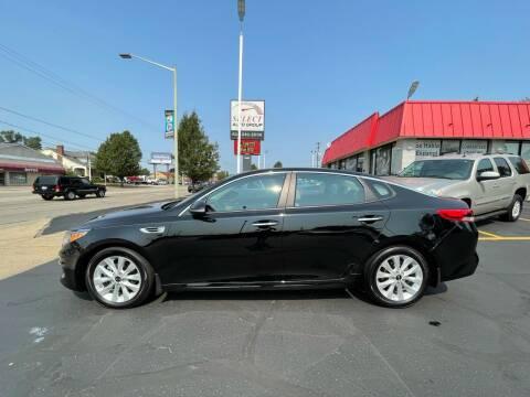 2018 Kia Optima for sale at Select Auto Group in Wyoming MI