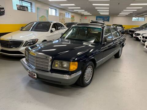 1984 Mercedes-Benz 380-Class for sale at Newton Automotive and Sales in Newton MA