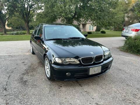 2002 BMW 3 Series for sale at CARWIN MOTORS in Katy TX
