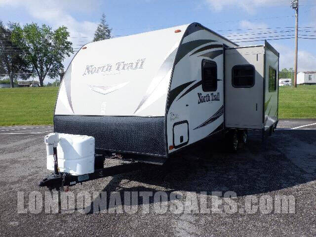 2016 Heartland NorthTrail Ultralite - 21FBS for sale at London Auto Sales LLC in London KY