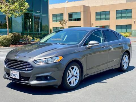 2016 Ford Fusion for sale at Silmi Auto Sales in Newark CA