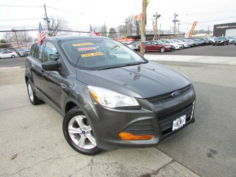 2016 Ford Escape for sale at K & S Motors Corp in Linden NJ