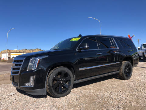2015 Cadillac Escalade ESV for sale at 1st Quality Motors LLC in Gallup NM