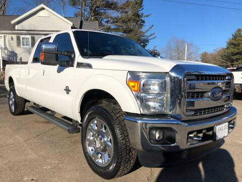 2015 Ford F-350 Super Duty for sale at Langlois Auto and Truck LLC in Kingston NH