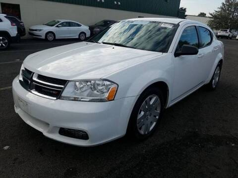 2014 Dodge Avenger for sale at Pammi Motors in Glendale CO
