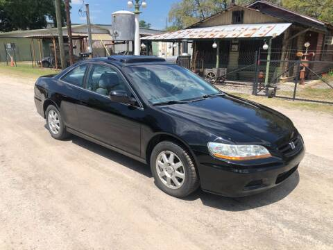 2002 Honda Accord for sale at OVE Car Trader Corp in Tampa FL
