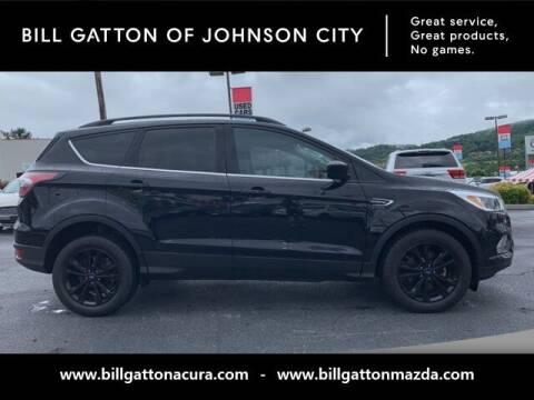 2017 Ford Escape for sale at Bill Gatton Used Cars - BILL GATTON ACURA MAZDA in Johnson City TN