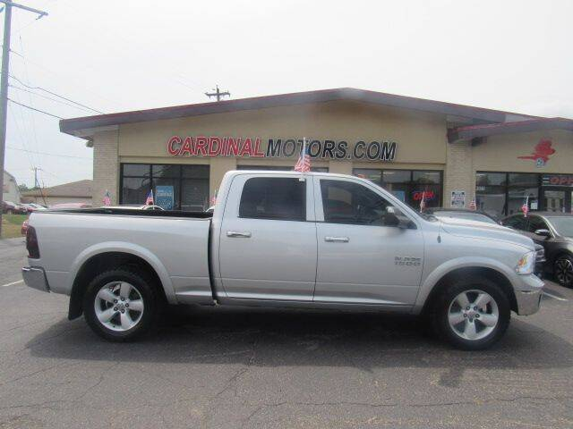2014 RAM Ram Pickup 1500 for sale at Cardinal Motors in Fairfield OH