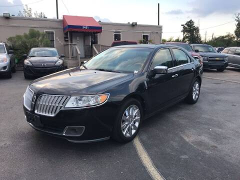 2010 Lincoln MKZ for sale at Saipan Auto Sales in Houston TX