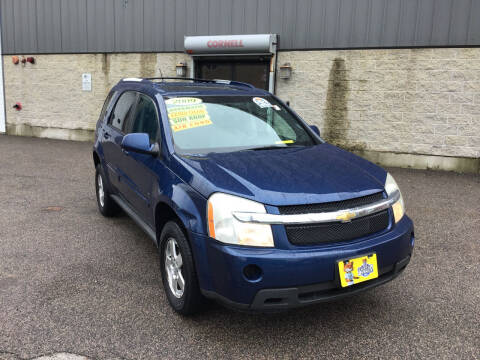 2008 Chevrolet Equinox for sale at Adams Street Motor Company LLC in Dorchester MA