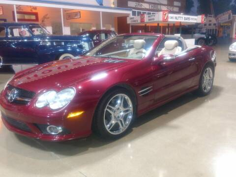 2007 Mercedes-Benz SL-Class for sale at Okoboji Classic Cars in West Okoboji IA