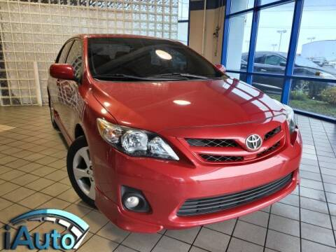 2011 Toyota Corolla for sale at iAuto in Cincinnati OH