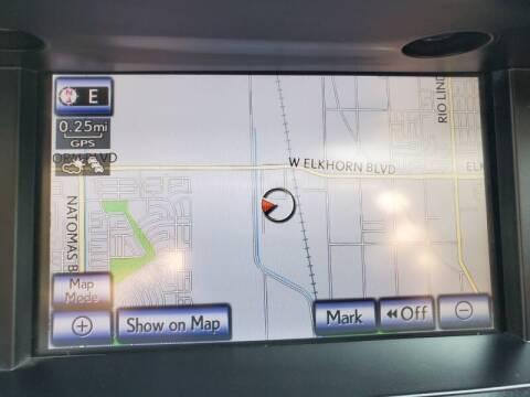 2013 Lexus ES 350 for sale at Matador Motors in Sacramento CA