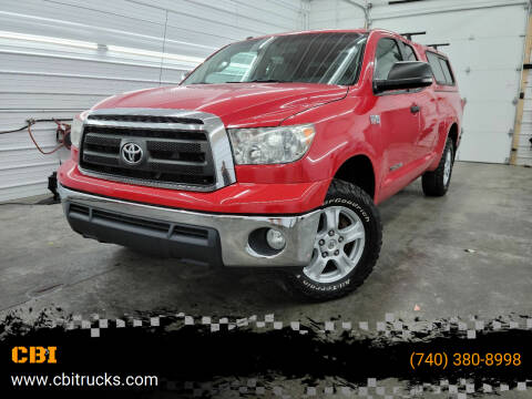 2010 Toyota Tundra for sale at CBI in Logan OH