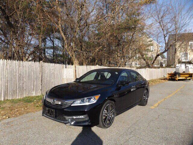 2017 Honda Accord for sale at Wayland Automotive in Wayland MA