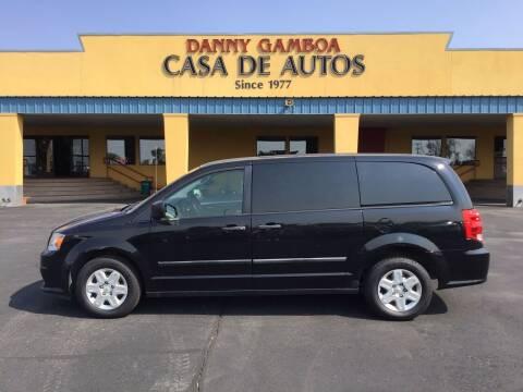 2012 RAM C/V for sale at CASA DE AUTOS, INC in Las Cruces NM