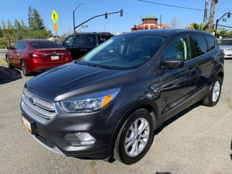 2019 Ford Escape for sale at Contra Costa Auto Sales in Oakley CA