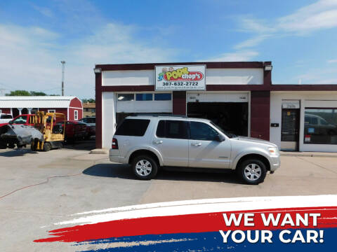 2008 Ford Explorer for sale at Pork Chops Truck and Auto in Cheyenne WY