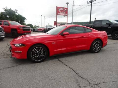 2021 Ford Mustang for sale at Joe's Preowned Autos in Moundsville WV