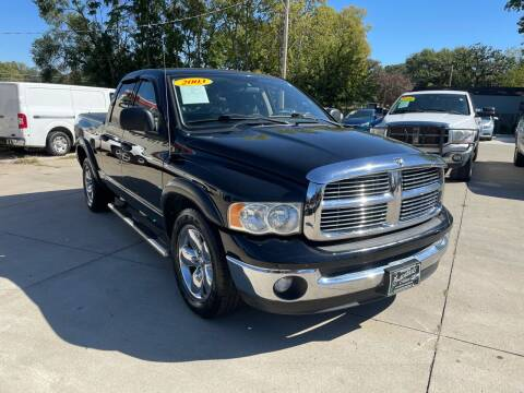 2003 Dodge Ram Pickup 1500 for sale at Zacatecas Motors Corp in Des Moines IA