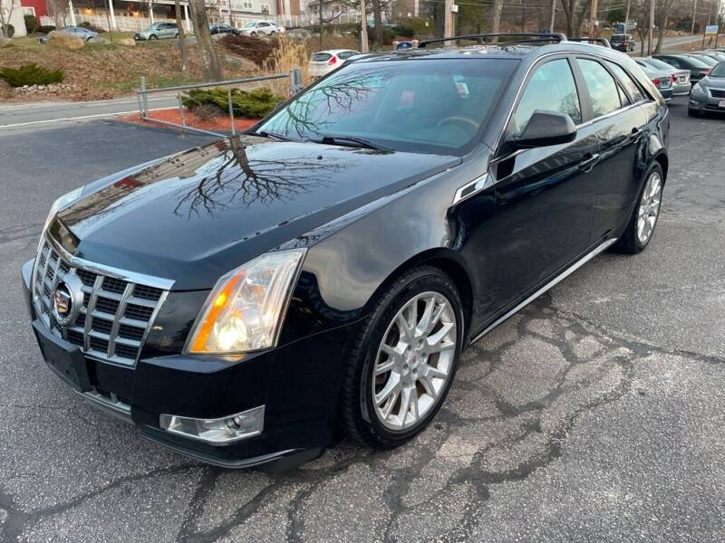 2012 Cadillac CTS for sale at Premier Automart in Milford MA