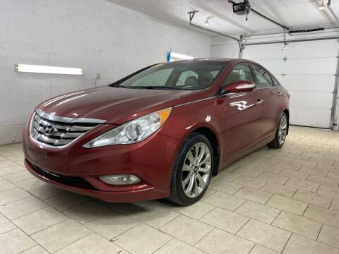 2013 Hyundai Sonata for sale at 4 Friends Auto Sales LLC in Indianapolis IN