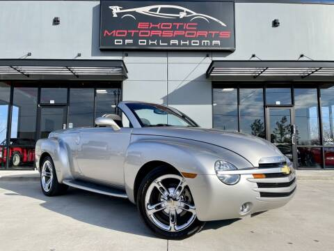 2005 Chevrolet SSR for sale at Exotic Motorsports of Oklahoma in Edmond OK