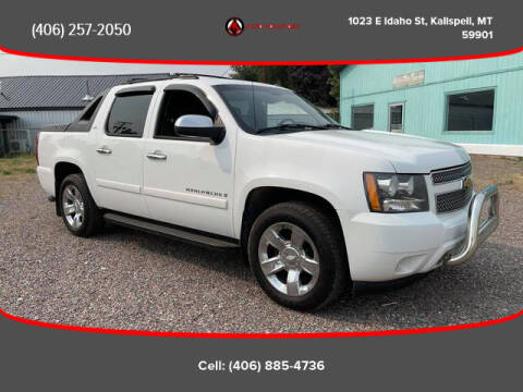 2008 Chevrolet Avalanche for sale at Auto Solutions in Kalispell MT