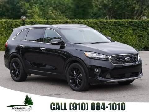2020 Kia Sorento for sale at PHIL SMITH AUTOMOTIVE GROUP - Pinehurst Nissan Kia in Southern Pines NC