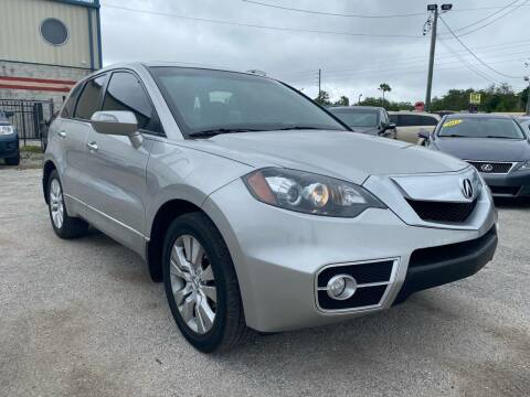2012 Acura RDX for sale at Marvin Motors in Kissimmee FL