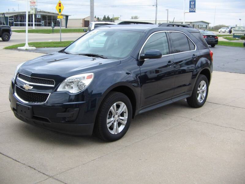 2015 Chevrolet Equinox for sale at Rochelle Motor Sales INC in Rochelle IL