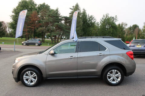 2012 Chevrolet Equinox for sale at GEG Automotive in Gilbertsville PA