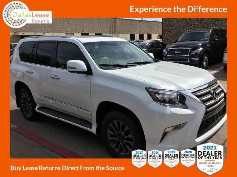 2017 Lexus GX 460 for sale at Dallas Auto Finance in Dallas TX