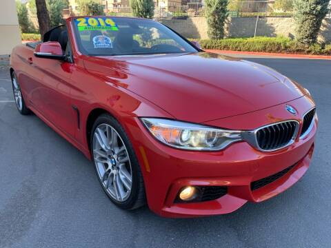 2014 BMW 4 Series for sale at Select Auto Wholesales in Glendora CA