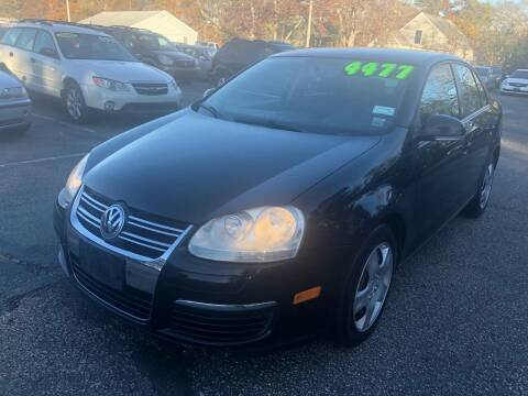 2009 Volkswagen Jetta for sale at MBM Auto Sales and Service in East Sandwich MA