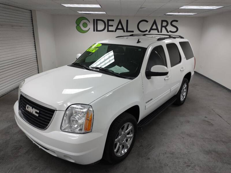 2011 GMC Yukon for sale at Ideal Cars Atlas in Mesa AZ