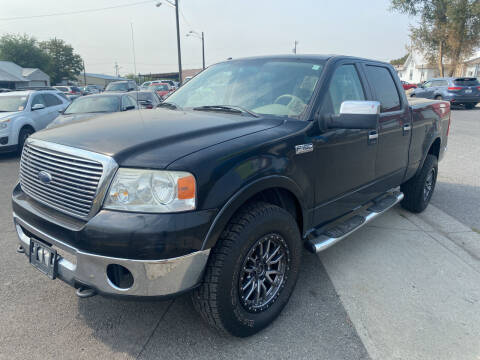 2007 Ford F-150 for sale at Cliff's Qualty Auto Sales in Spokane WA