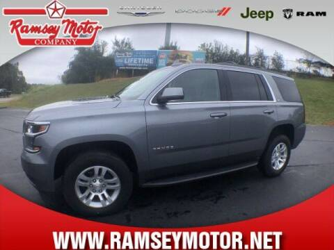 2020 Chevrolet Tahoe for sale at RAMSEY MOTOR CO in Harrison AR