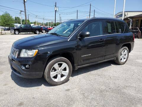 2011 Jeep Compass for sale at OTWELL ENTERPRISES AUTO & TRUCK SALES in Pasadena TX