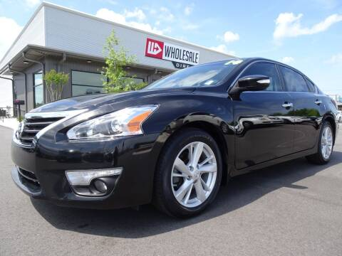 2014 Nissan Altima for sale at Wholesale Direct in Wilmington NC