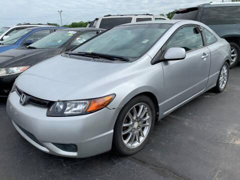 2006 Honda Civic for sale at American Motors Inc. - Cahokia in Cahokia IL
