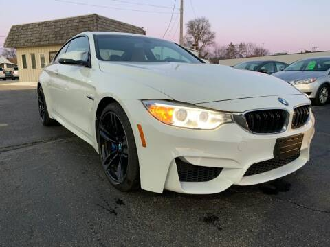 2015 BMW M4 for sale at Auto Gallery LLC in Burlington WI