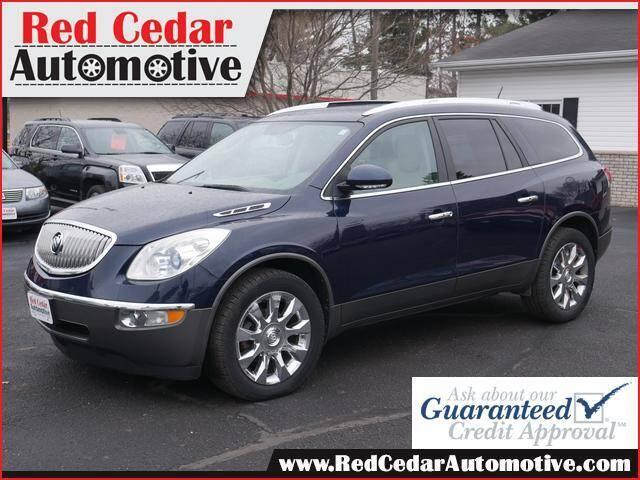 2011 Buick Enclave for sale at Red Cedar Automotive in Menomonie WI